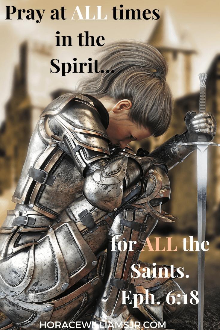 How to Prepare for Spiritual Warfare