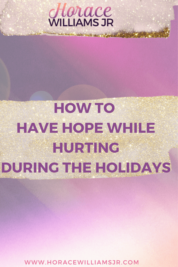 Hope for the Hurting during the Holidays
