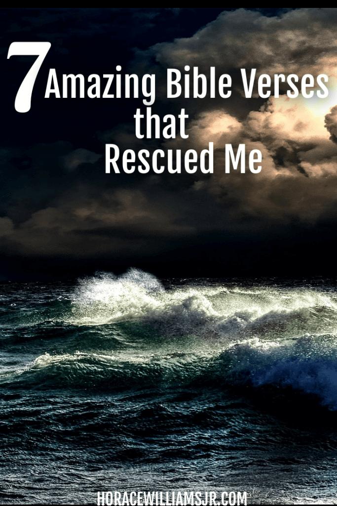 7 Amazing Bible Verses