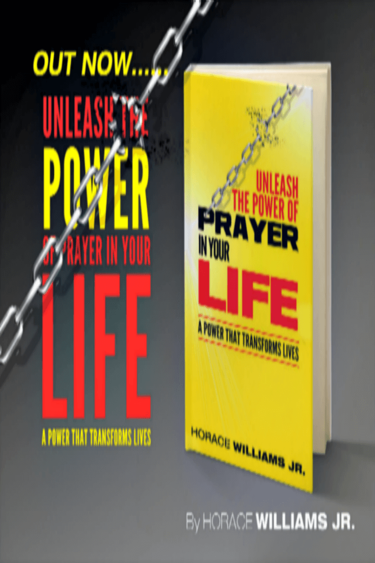 New Book! Get your copy: http://bit.ly/UnleashthePowerofPrayer
