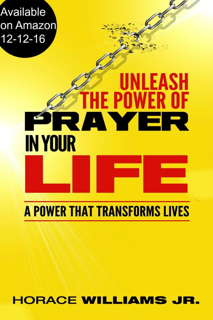 New book! Unleash the Power of Prayer in your Life