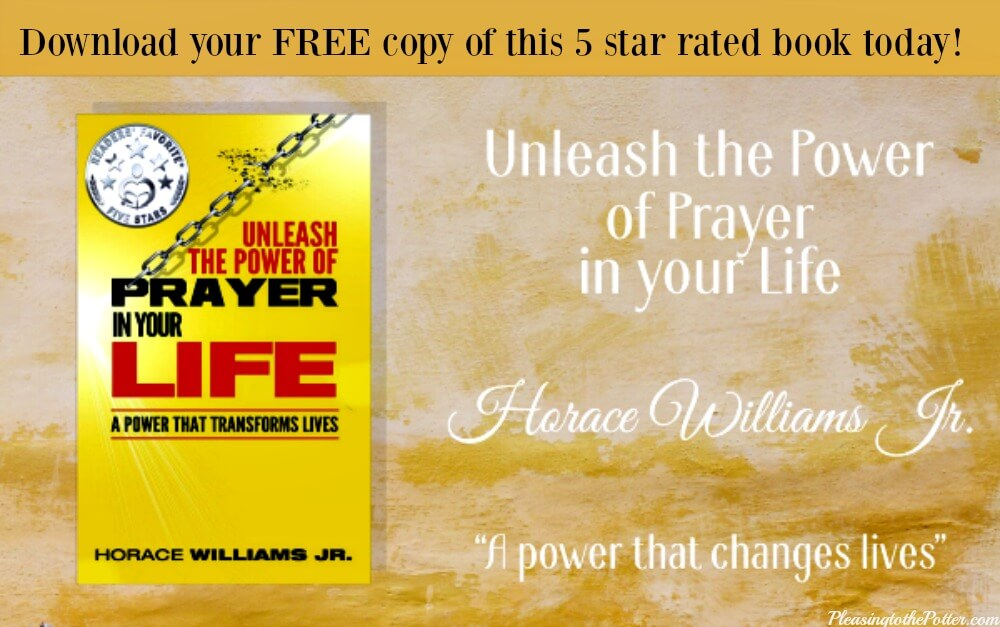 Get your free copy of Unleash the Power of Prayer in Your Life