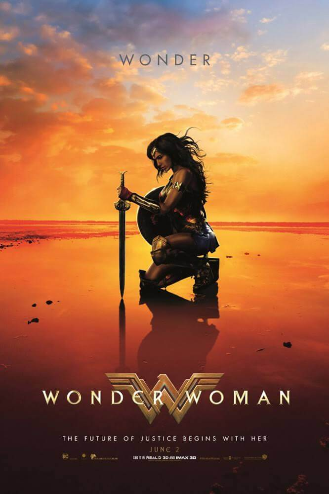 Wonder Woman- Summer Family Movie Series