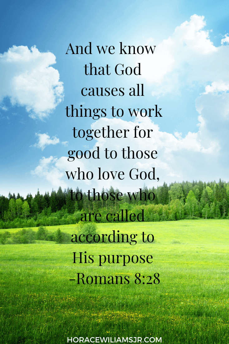 Unconditional Love:God wants the Best for us