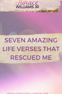 7 AMAZING LIFE VERSES